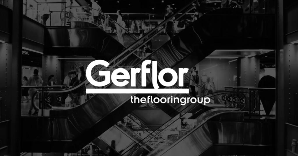 "FILM INSTITUTIONNEL - FR : ""Gerflor"". Post production voix"