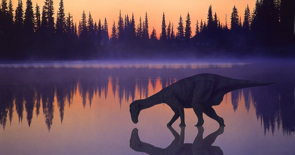 "DOUBLAGE : Film ""Dinosaurs at dusk"". Post production VF"