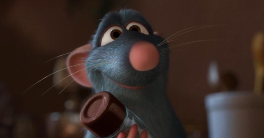 """DOUBLAGE : Parodie """"Ratatouille"""" pour Convention."""