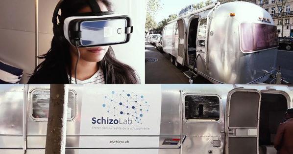 """DIGITAL LEARNING - FR : Simulation VR / """"sensibilisation a la Schizophrenie"""""""