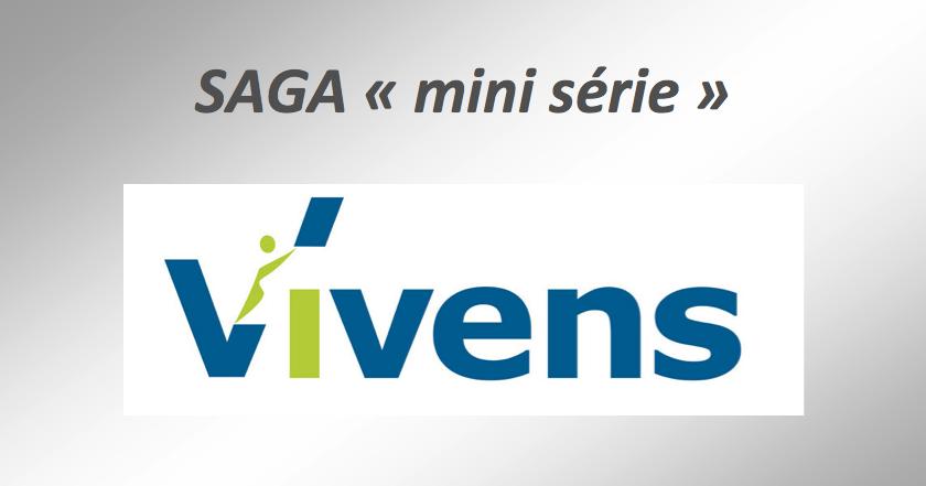 """SPOT RADIO : """"Saga / Mini série - Vivens"""". Création"""