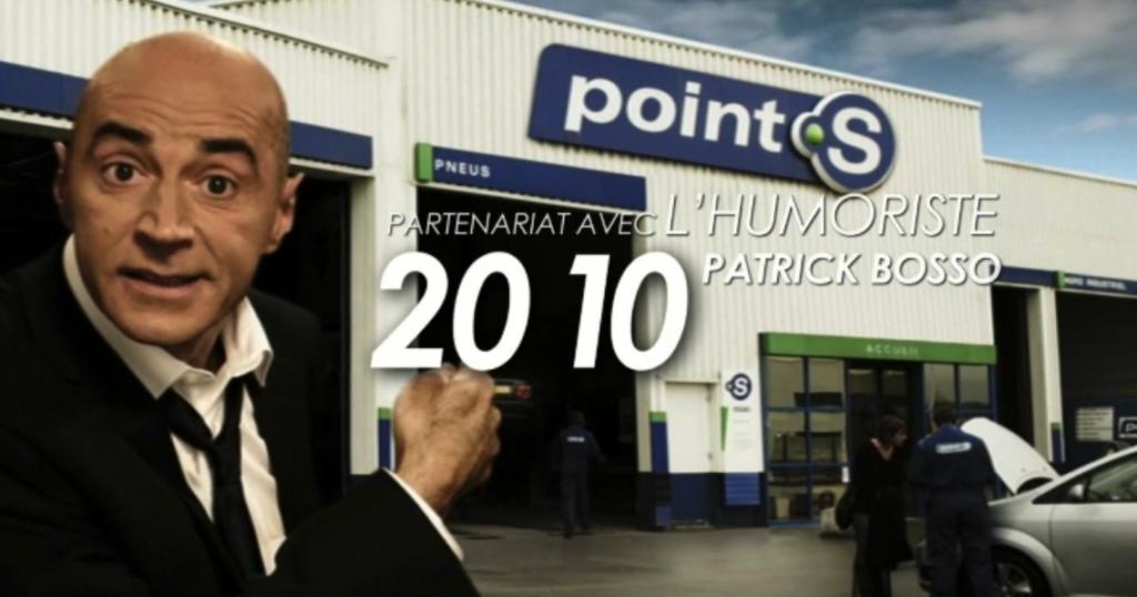 """HABILLAGE SPOT TV - Identité sonore : """"Point S"""". Création"""