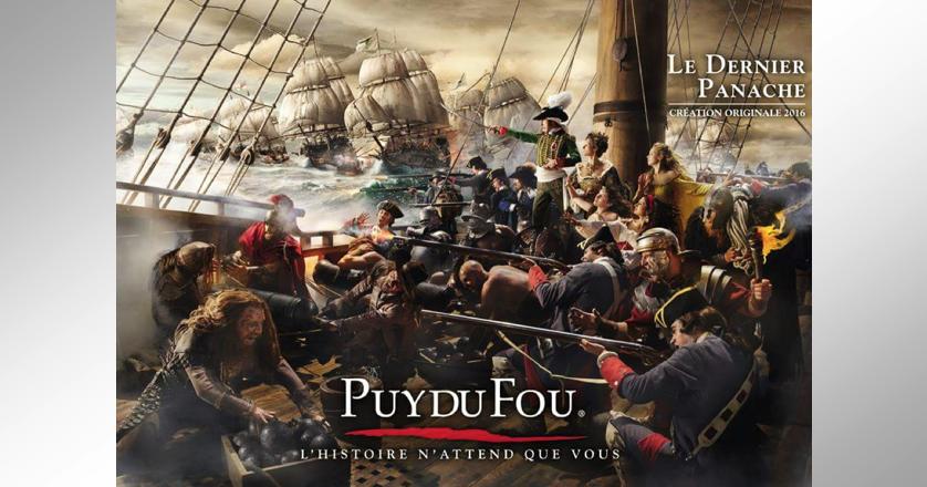 """LOCALISATION ANGLAIS : Puy Du Fou """"Le Dernier Panache"""". Voiceover"""