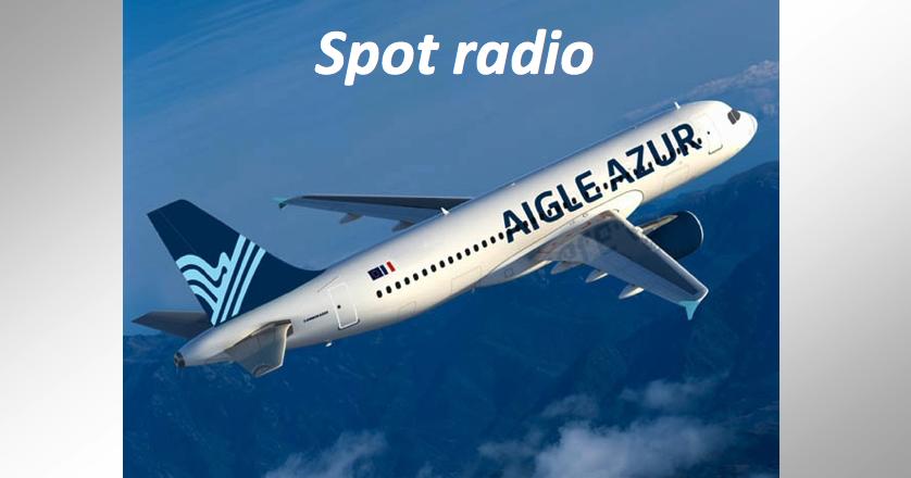 "SPOT RADIO : ""Aigle Azur Kayes Mali"". Réalisation"