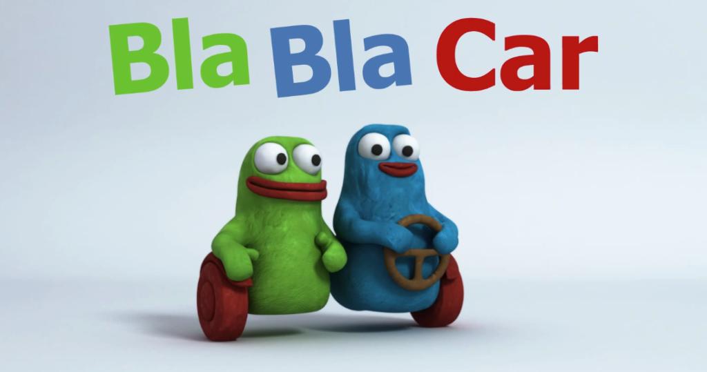 "IDENTITE SONORE : ""Bla Bla Car"". Création"