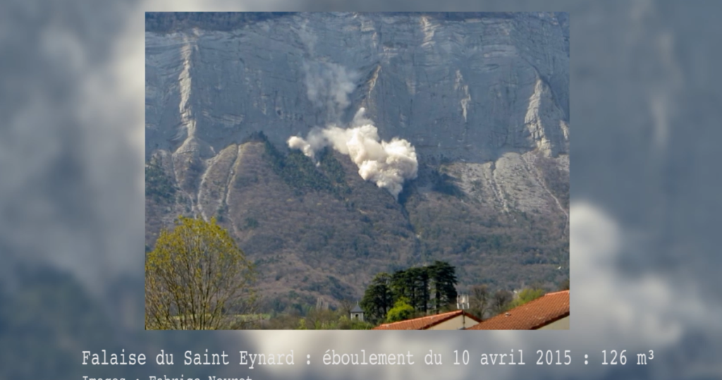 "REPORTAGE : ""Le Saint Eynard"". Post production"