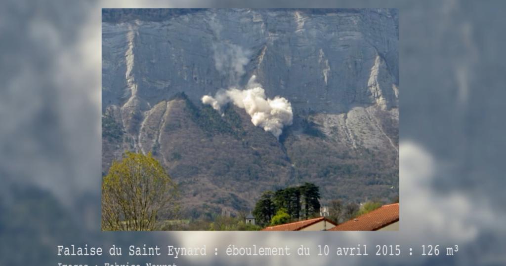 "REPORTAGE : ""Le Saint Eynard"". Post production"