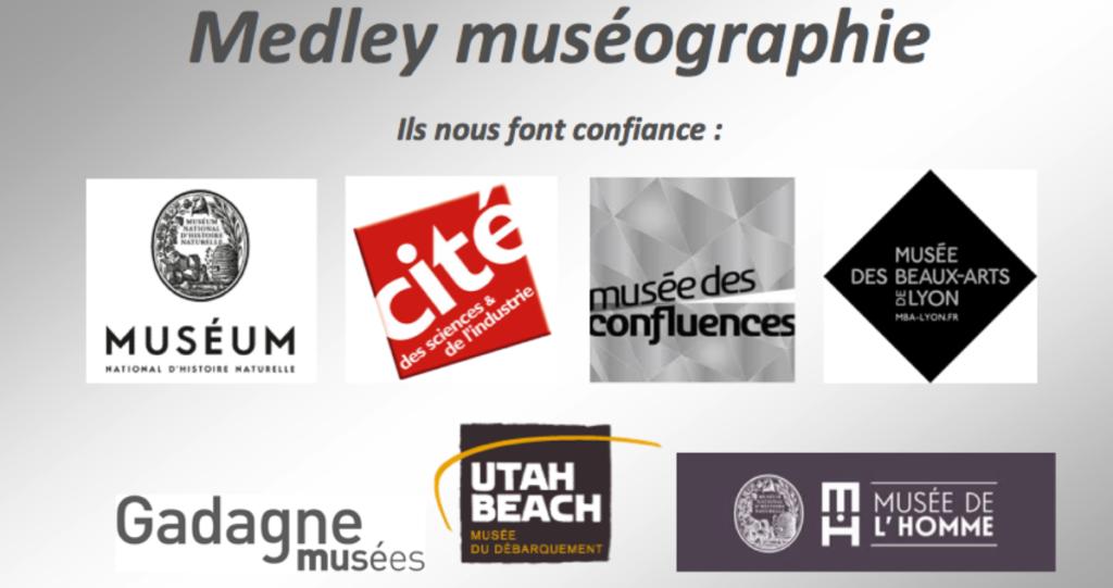 MUSEOGRAPHIE : Extraits AUDIOGUIDES - parcours Adultes