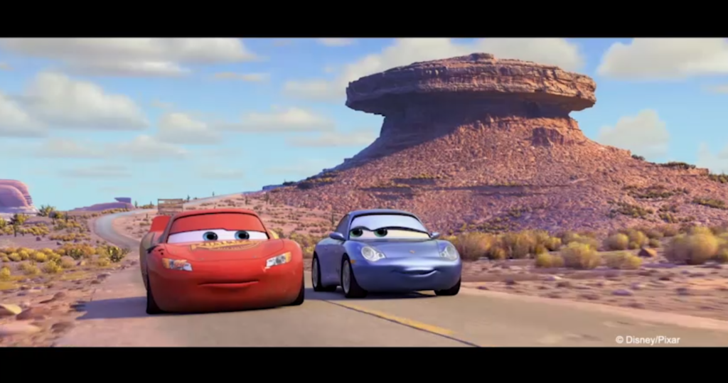 "SPOT TV - FR : ""Cars - Vroom Planet"". Post production"
